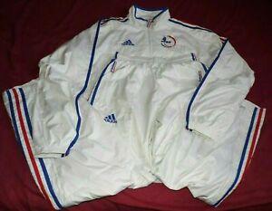 Survêtement Adidas Officiel De L'Equipe De France De Baseball Taille L