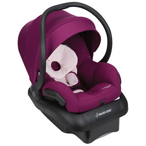 Maxi-Cosi Mico 30 Infant Car Seat - Violet Caspia - New!! Free ...