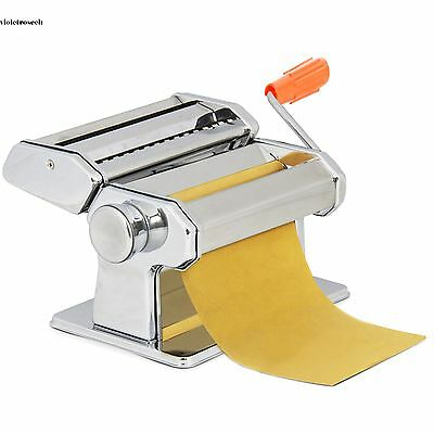 Nudelmaschine Pasta Pastamaschine Spaghetti Pastamaker Nudeln Küche Maschine Neu