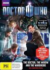 The Doctor Who - The Doctor Widow And The Wardrobe - 2011 Christmas Special (DVD, 2012)