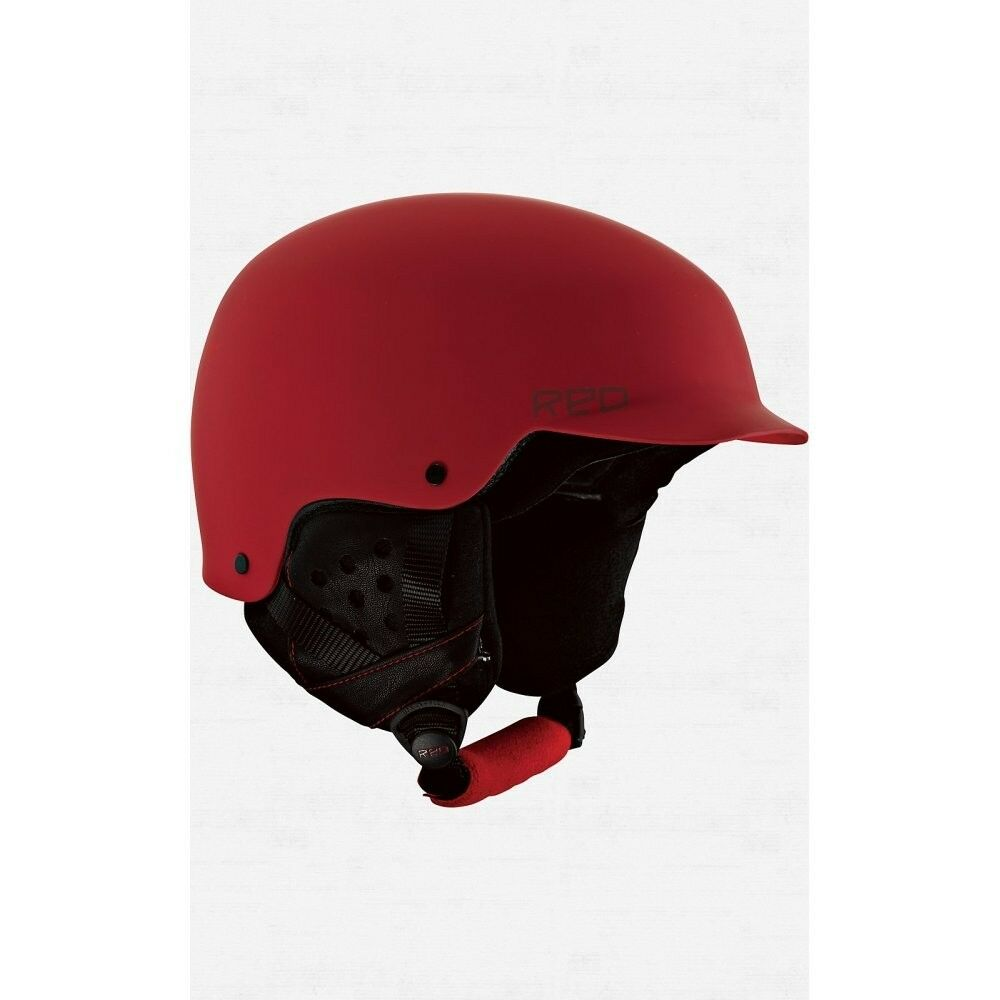 Burton RED Mutiny Women Snowboard Helmet (XS) Red