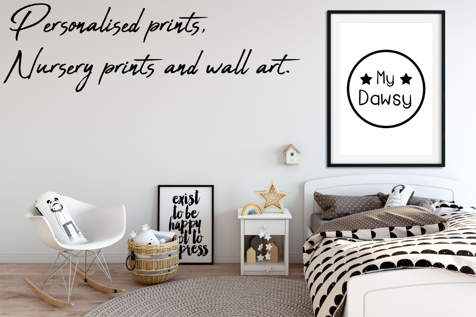 Inspirational Life Quotes Phrases / Home Decor