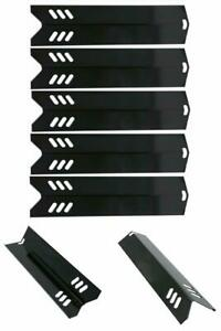 Porcelain Steel BBQ Gas Grill Heat Plate Shield Tent for ...