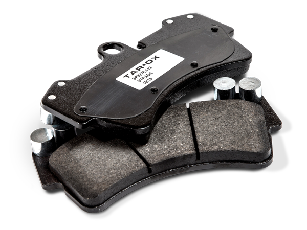 Tarox Strada Front Brake Pads for Renault Clio Mk4 1.2 TCe 120 (2012 >)