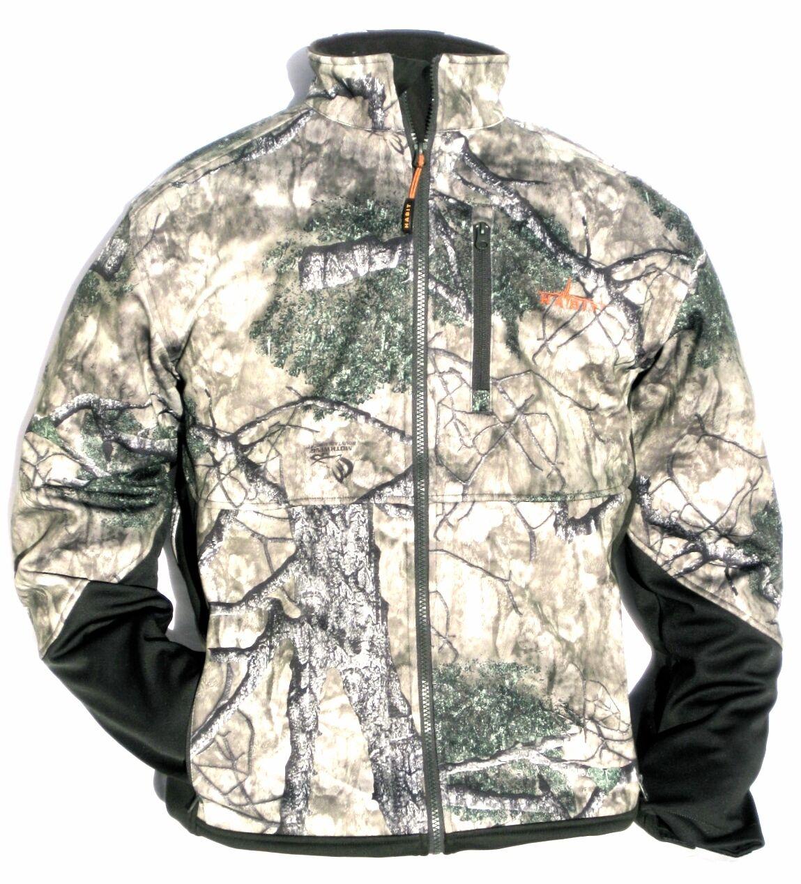 Cabela SCENT FACTOR Szél & amp;Vízálló Mountain Mimicry Silent Vadászati Jacket