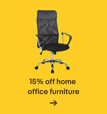 15% off home office furniture