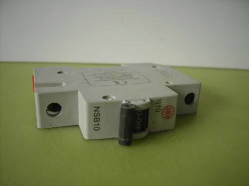 Red Clip, Black lever /& RCDs inc WRS80//2 Wylex NSB Range MCB