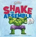 Shake to Assemble! by Calista (Calliope Glass) Brill, Ron Lim, Disney Book Group, Calliope Glass (Hardback, 2015)