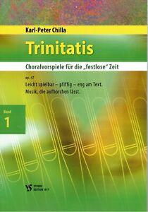 Kirchenorgel-Orgel-Noten-Trinitatis-festlose-Zeit-leichte-Mittelstufe