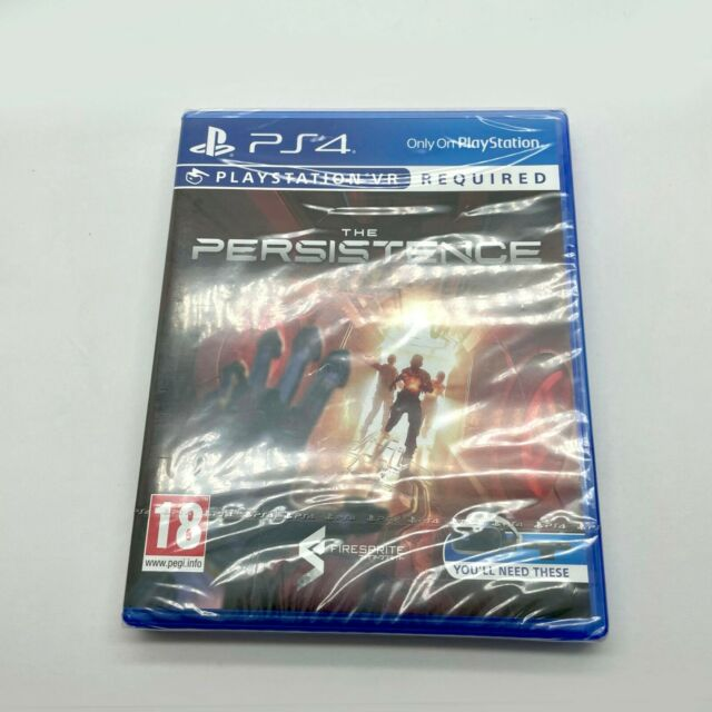 The Persistence PS4 NEW SEALED Video Game VR PlayStation UK STOCK FAST PSVR