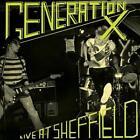Live At Sheffield von Generation X. (2016)