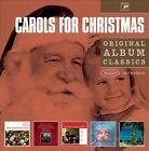 Carols for Christmas: Original Album Classics [Masterworks] [Box] by Various Artists (CD, Sep-2009, 5 Discs, Sony Music Distribution (USA))