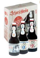 Schorschbock Bierset 13%vol - Ultimatives Geschenk Für Männer Geschenkkarton
