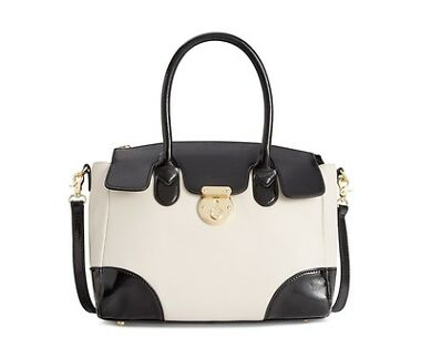 Emma Fox Rochemont Medium Satchel