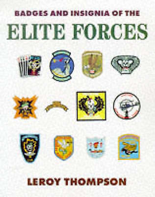 Badges & Insignia Of The Elite Forces, Thompson, Leroy, Very Good