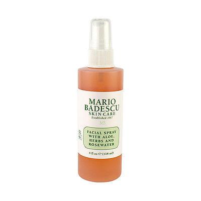 NEW Skincare Mario Badescu Facial Spray with Aloe, Herbs & Rosewater - For All