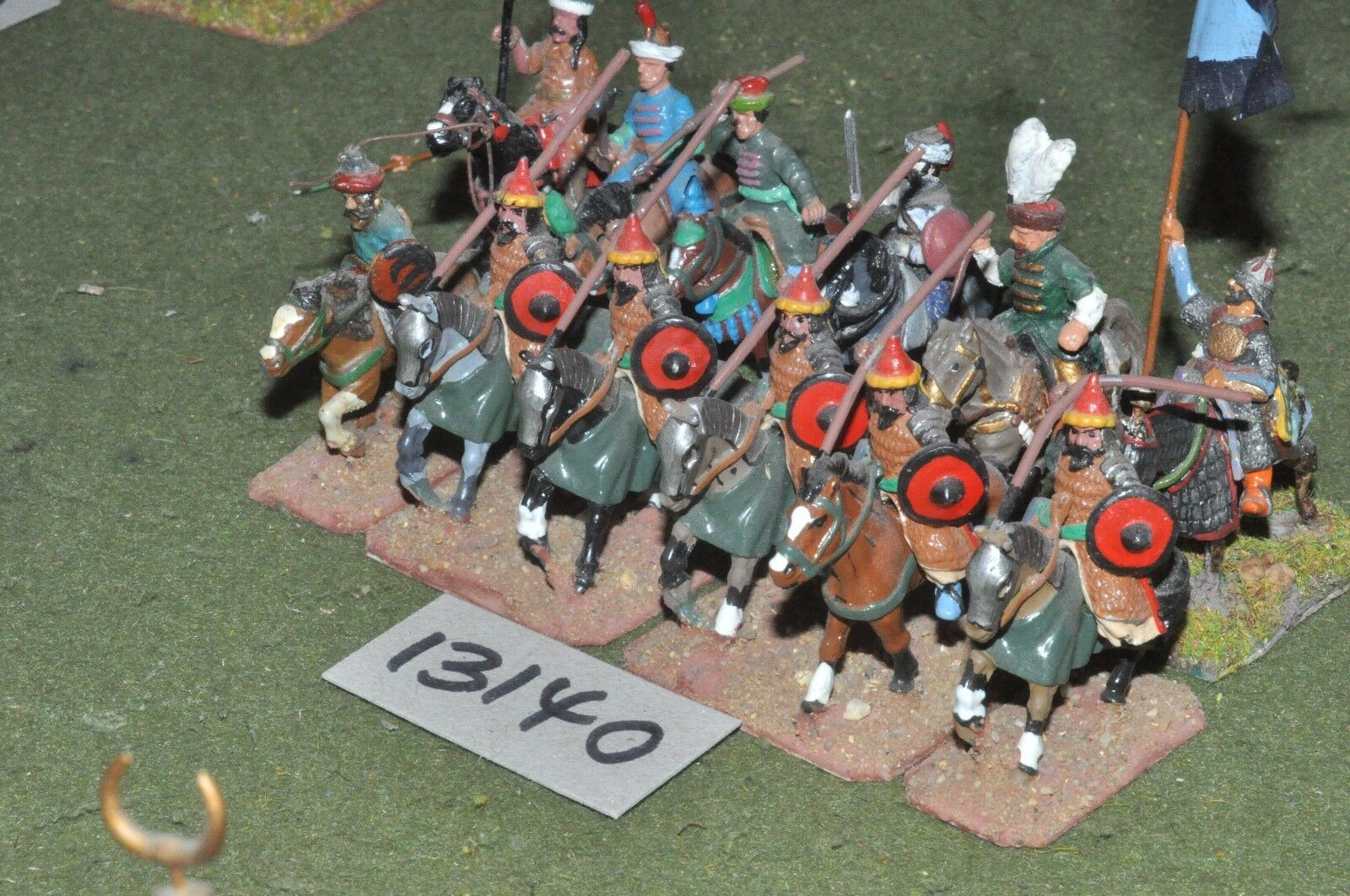 25mm renaissance   osmanischen - kavallerie 12 kavallerie - cav (13140)