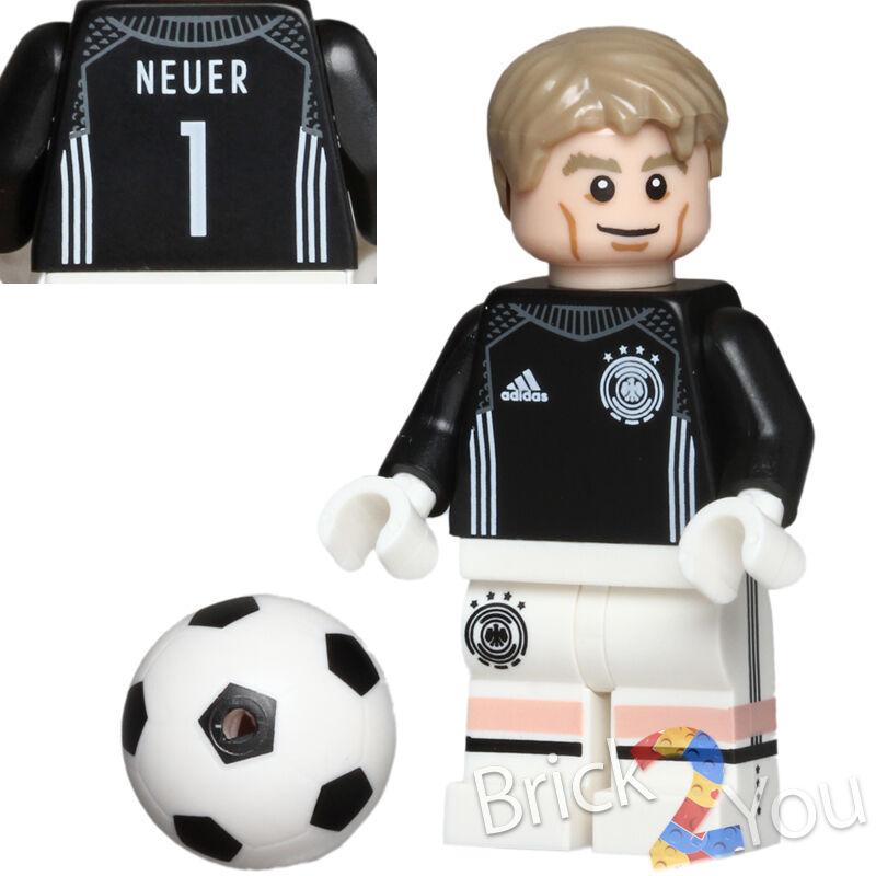 LEGO 71014 DFB Series Minifigure Manuel Manuel Manuel Neuer 1 71014-2 87a841
