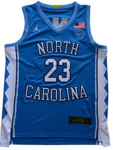 NEW-Michael Jordan Jersey 23# UNC North