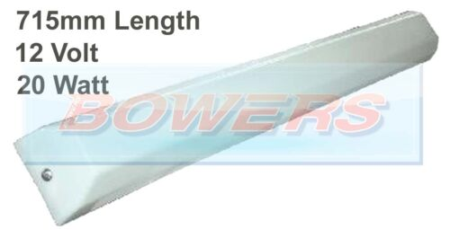 LUMO LIGHTING L120 F0700 12 VOLT 20 WATT FLOURESCENT INTERIOR STRIP LIGHT LAMP