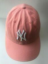 19038e1d Victoria's Secret Pink MLB NY Yankees Bronx Bombers Baseball Hat ...