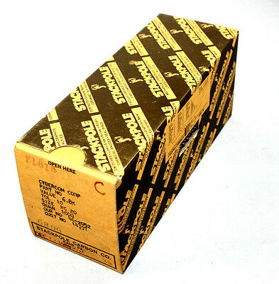 1//2W, 10/% Carbon Composite Resistors 6.8K Ohm CC/_6/_8K/_2 - 1000 Parts Boxed