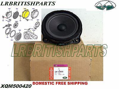 Land Rover New Genuine Harman Kardon Front Door Low Range Speaker XQM500420