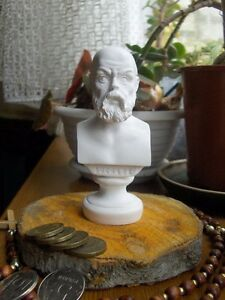 Bust of Socrates, classic, greek sculpture, antique bust, head bust, statue bust