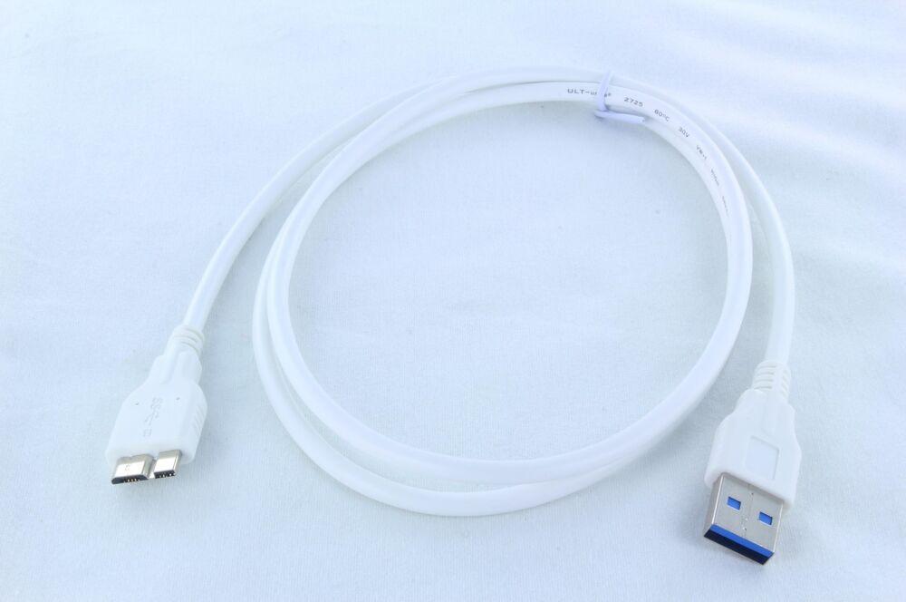 WESTERN DIGITAL WD My Passport for Mac Portable 1TB 2TB USB 3.0 Hard Drive Cable