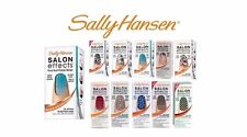 Lot of 10 Sally Hansen Salon Effect Real Nail Polish Strips All Different Colors