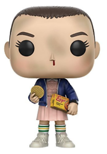 ACC NUOVO TV: STRANGER THINGS-ELEVEN WITH EGGOS CHASE FUNKO-POP