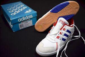 Détails sur Adidas SRV Sneaker Trainers Chaussures De Sport Trainers Vintage Deadstock 1992 47 13 afficher le titre d'origine