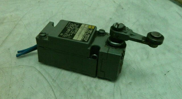 Square D 9007-C64BW Limit Switch 9007C64BW Pack of 3