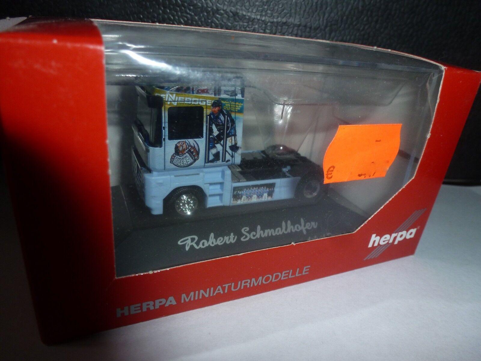 Herpa, Renault Mag. ZM   Robert Schmalhofer, Schmalhofer, Schmalhofer, 110624 8126ab
