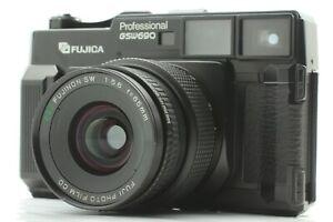 NEAR MINT Count 166 Fujica Fuji gsw690 EBC Fujinon SW 65mm f5.6 aus Japan #331