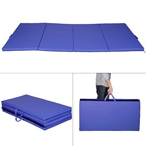 Thick Folding Panel Gymnastics Mat for Training