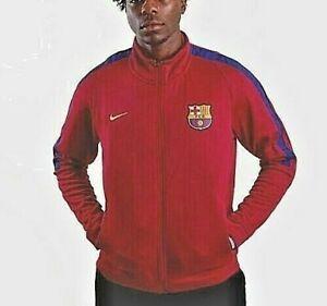 Franchise Fc Nike voor maat S 18 Barcelona heren M 2017 voetbaljas TEEBd4wq