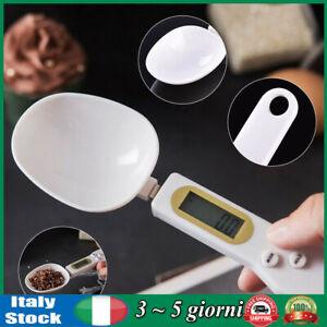 500g/0.1g Display LCD Digitale Pesatura Cucchiaio Precisione Bilancia Di Cucina