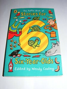 Puffin-Book-Of-Stories-For-Six-Year-Olds-PB-book-Philippa-Pearce-James-Riordan