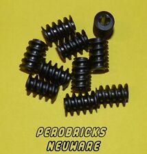 b10 # Lego Technik Gewinde Zahnrad Schnecke neu hellgrau 4716 4 Stück