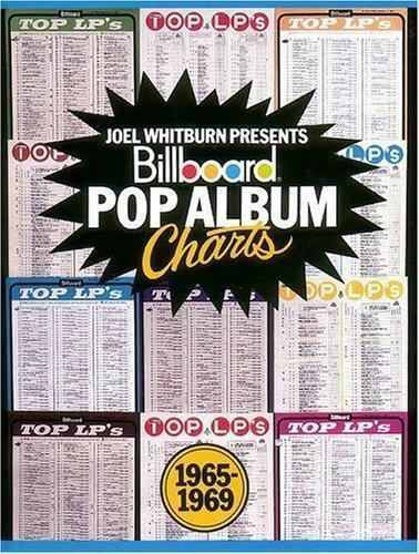 Billboard Pop Album Charts - 1965-1969, Whitburn, Joel, Good Book