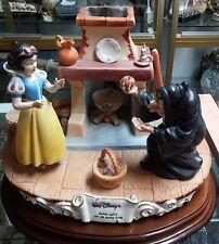 Laurenz Disney Snow White & the Wicked Witch Enzo Arzenton Released 1991