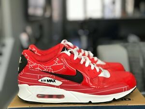 best loved bb7f9 4d39c Image is loading Nike-Air-Max-90-World-Expo-Shanghai-Asia-