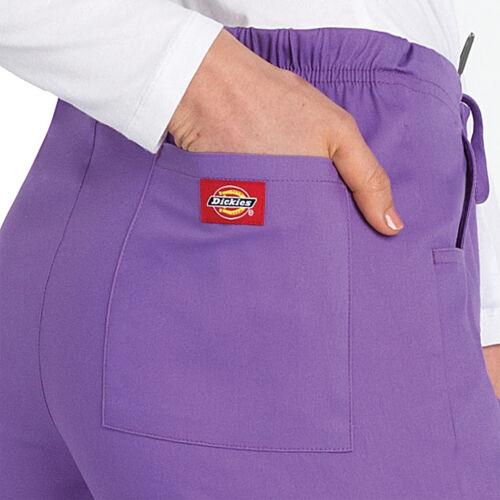 Dickies Scrubs EDS SIGNATURE Women Mid Rise Drawstring Cargo Pant/_86206/_Tall
