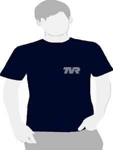 tvr logo premium quality printed t shirt choose colours ebay. Black Bedroom Furniture Sets. Home Design Ideas