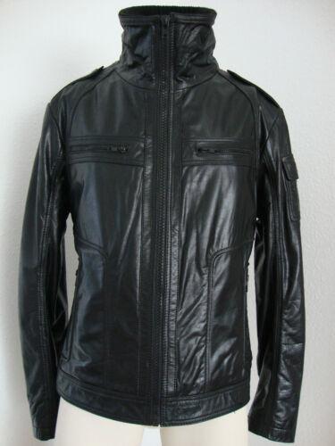 Jacke Wie Herren Gr Gr Redskins 2xl Schwarz l Biker Neu Lederjacke Style 5BxBqI8w