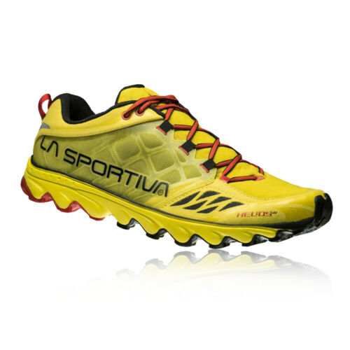La Sportiva Helios SR Herren Trail Laufschuhe Sport Schuhe Turnschuhe Gelb