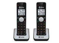 2 - AT&T CL80111 1.9 GHz Cordless Expansion Handset for CL84102  CL84152 CL84202