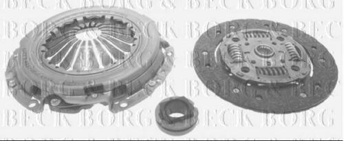 HK2279 BORG /& BECK CLUTCH KIT 3-in-1 fits Peugeot 207 1.6i16V EP6eng