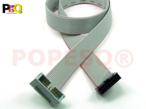 1 pcs x IDC Rallonge 14 broches 1.5 M 2.54 mm connecteur #a1349